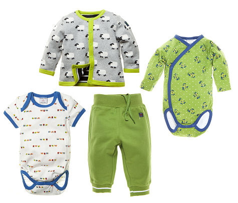 Polarn O. Pryet Baby Clothes