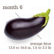 Baby as an Eggplant